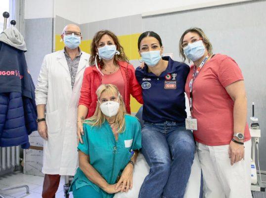 donazione plasma super-Immune Ospedale Novara Stefania Sansonna Igor