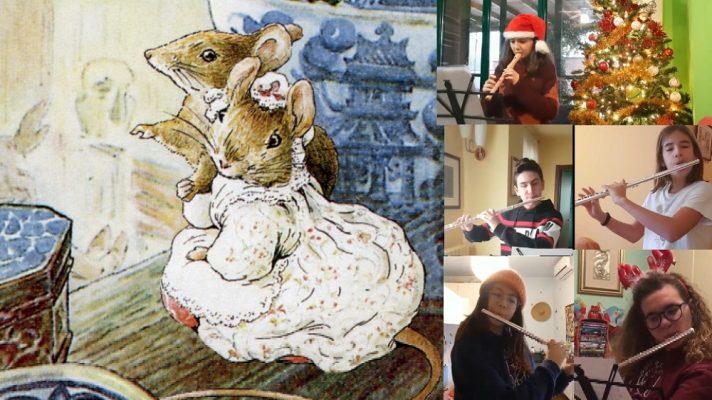 Vigilia di Natale insieme agli studenti della scuola musicale Dedalo, sulla pagina YouTube di A-Novara