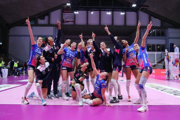 L'Igor mette la decima! Novara vince anche a Cremona trascinata dal duo Smarzek-Herbots