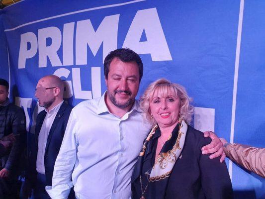 arresto sindaca lega San Germano Vercellese Carabinieri Vercelli