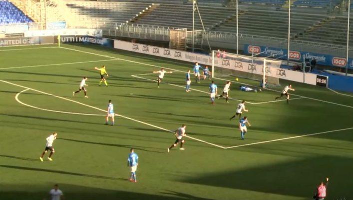 Novara Pro Vercelli 1-2 serie C Lega Pro