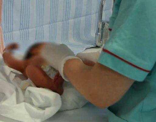 Benvenuta Camilla! La prima nata del 2021 a Novara è arrivata solo il 2 di gennaio