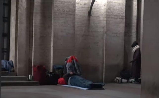 Per i senza tetto, 15 nuovi posti in dormitorio all'ex Campo Tav, per combattere il grande freddo