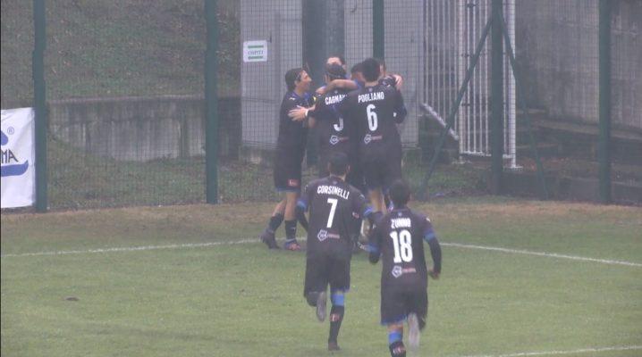 Giana Erminio Novara 2-2 Gorgonzola serie C Lega Pro