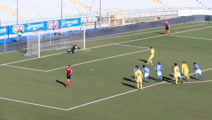 Novara Livorno 1-1 Rossetti Buglio