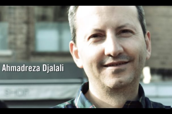 Ahmadreza Djalali sit-in Comune Novara Amnesty International UPO