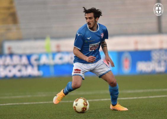 Albinoleffe Novara 1-1 Zunno Mondonico serie C Lega Pro girone A