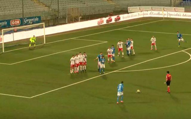 Il Novara non sbaglia il primo set-point: 2-0 al Piacenza che vale un bel pezzo di salvezza