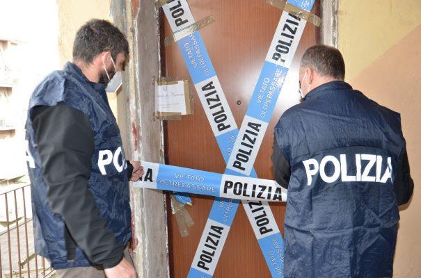 controlli Polizia Novara stranieri spaccio immigrazione irregolari Sant'Agabio