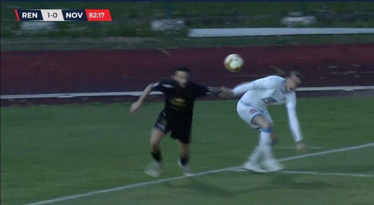 Renate Novara 1-0 Giovinco serie C girone A