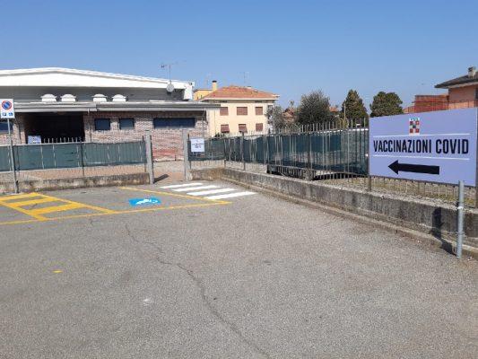 Piano vaccinazioni a regime nei centri Asl di Novara, Trecate, Arona e Borgomanero