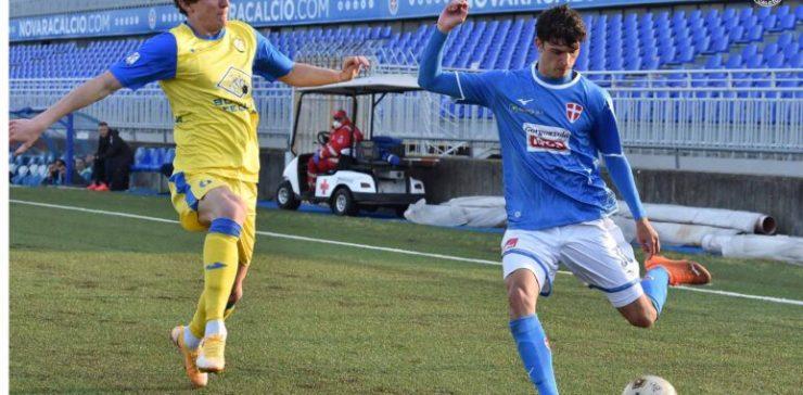 Novara-Pergolettese 0-0. Rimandato l'aggancio ai play-off