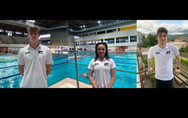 Al Campionato Italiano Giovanile, storico exploit della Libertas Nuoto Novara