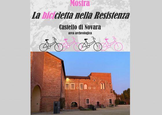 """Arriva il Giro d'Italia ed al Castello va in scena """"La bicicletta nella Resistenza"""""""