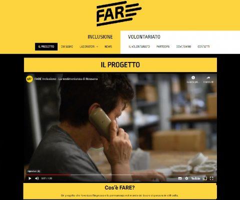 Fareinclusione.it: la rete che unisce le associazioni di Novara, Verbania, Varese e Vercelli