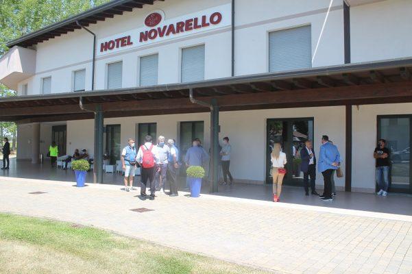 presentazione Pavanati Novarello Novara calcio