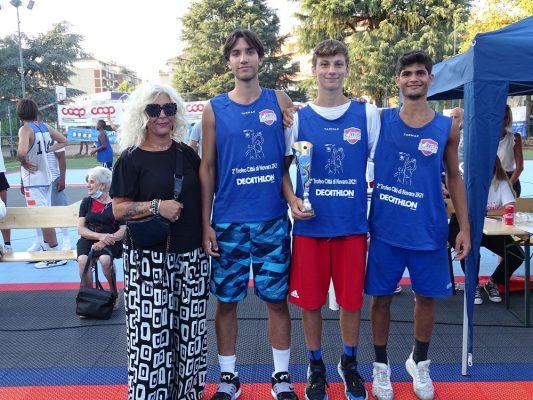 Oltre 40 squadre al Trofeo Città di Novara di basket 3Vs3