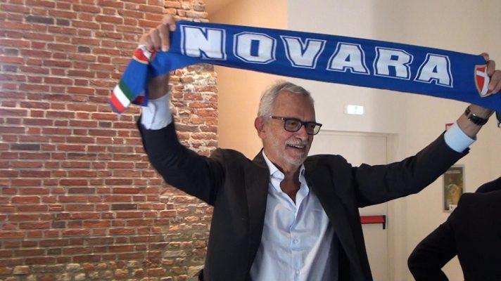 """""""Un taglio netto con il passato"""": il Novara FC si è presentato alla piazza azzurra"""