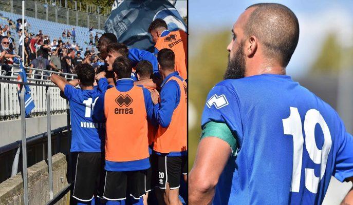 La vittoria sul Varese ha il sapore della svolta, nel segno di Gonzalez: anima, cuore e cervello del Novara Fc